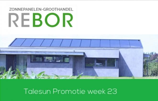 Talesun Promotion Week 23