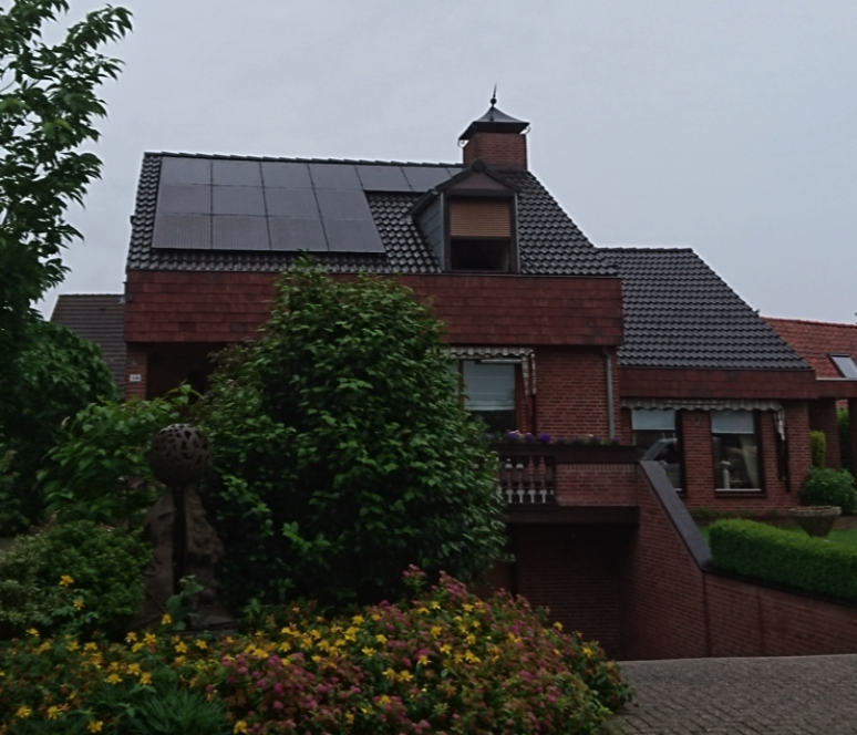Munchen Solar 260 Mono Full Black